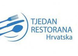 """Restaurant Week"" Set to Begin in Croatian Capital"