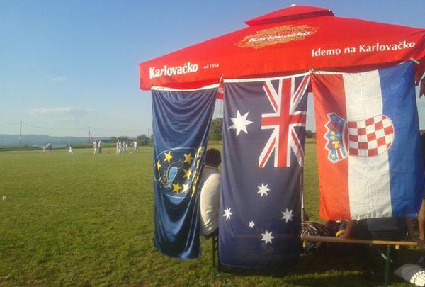 Zagreb Cricket Club Host Iconic Australian Club