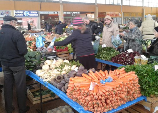 Fruit And Veg Market Protests 'Inevitable'