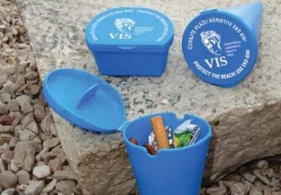 One Croatian Island Fighting the Rubbish Problem