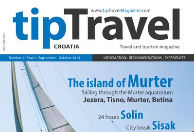 Croatia's First Online Travel and Tourism Magazine Out and Now Available on Newsstand