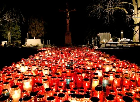 Croats Mark All Saints' Day