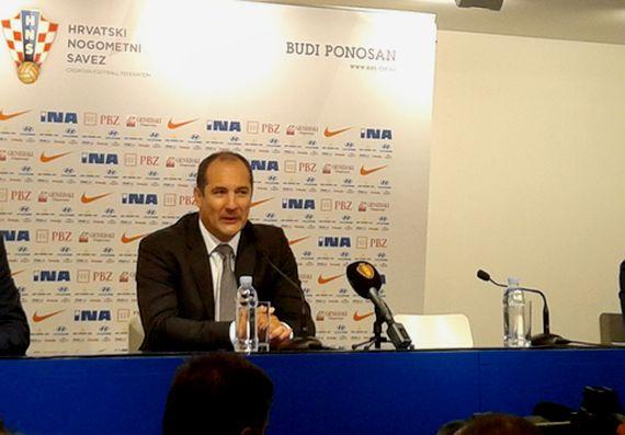Croatian FA: No Talk of Stimac Sacking