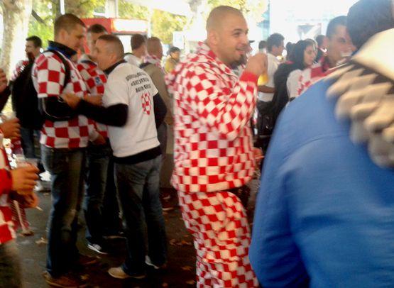 No More Beer at Croatian Football League Matches