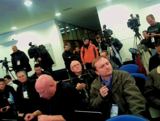 """State of Media in Croatia """"Extremely Difficult"""""""