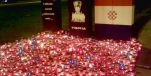 Zagreb Lights Up for Vukovar Remembrence Day