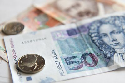 Average Monthly Wage in Croatia a Miserly €720