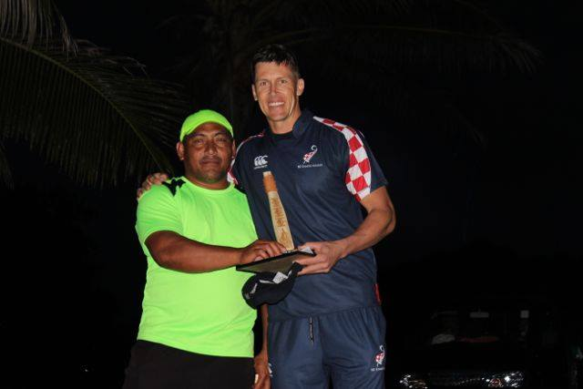 New Zealand Croatian Cricketers Help Develop Pasifika Game