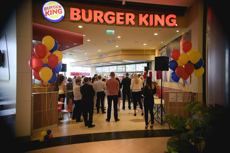 Photos New Burger King 174 Restaurant Officially Opens In