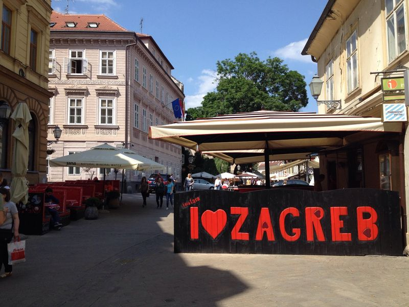 The New York Times Charmed by Zagreb