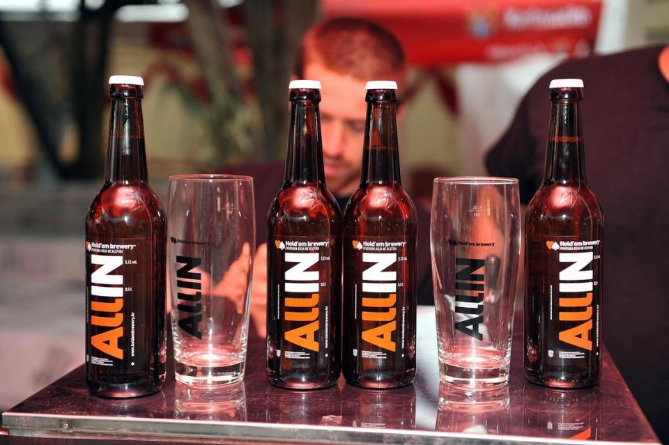 Croatia has been going though a craft beer revolution