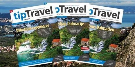 Focus on Dalmatian Experiences in the Latest Edition of tipTravel Magazine