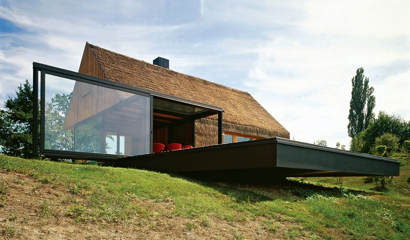 Traditional Zagorje Cottage Modern Restoration Up for World Architect Award