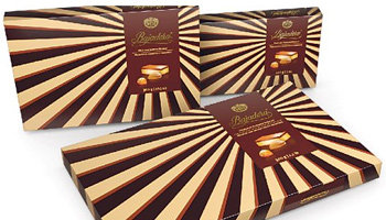 Exported from USA to Australia, this chocolate has a 60-year history in Croatia