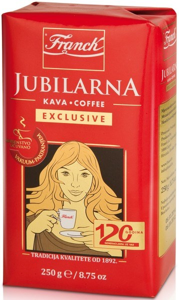 Also one of the strongest domestic coffee brands in Croatia today which has a long history