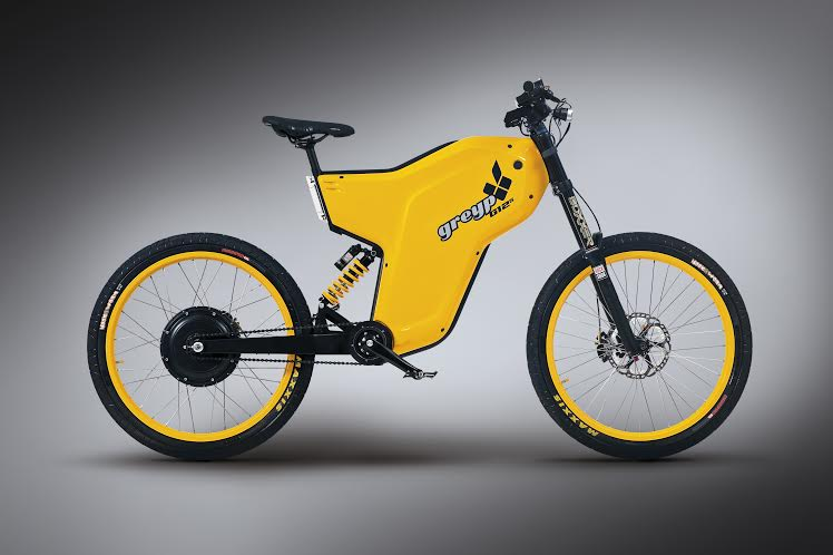 Croatian High-Performance Electric Bicycle Has London Premiere