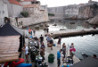 Game of Thrones filming in Dubrovnik
