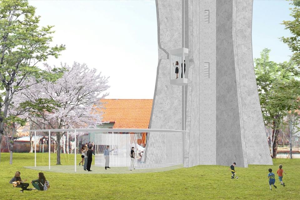 Project designed by architect Goran Rako