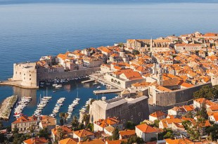 Dubrovnik tourism has benefited from Game of Thrones filming   (photo credit: cascoviejo under Creative Commons license)