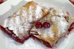 [VIDEO] Croatian Recipes: Sour Cherry Strudel