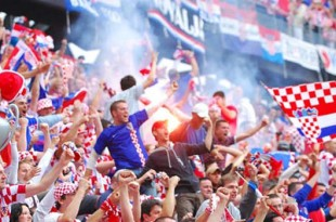 Croatian fans (photo:HMS)