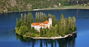 Visovac in Krka NP (photo credit: Thinkstock)
