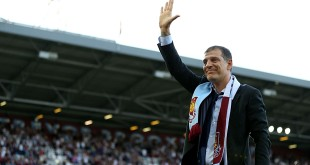 Slaven Bilić (photo credit/Steven Paston/PA Wire)