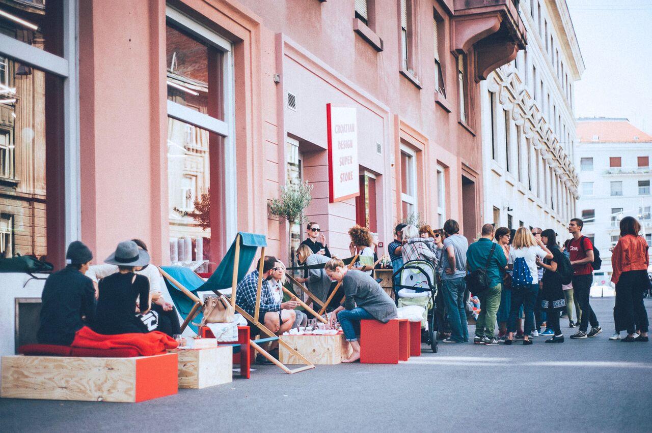 Design District Zagreb coming (photo credit: Marija Gašparović)