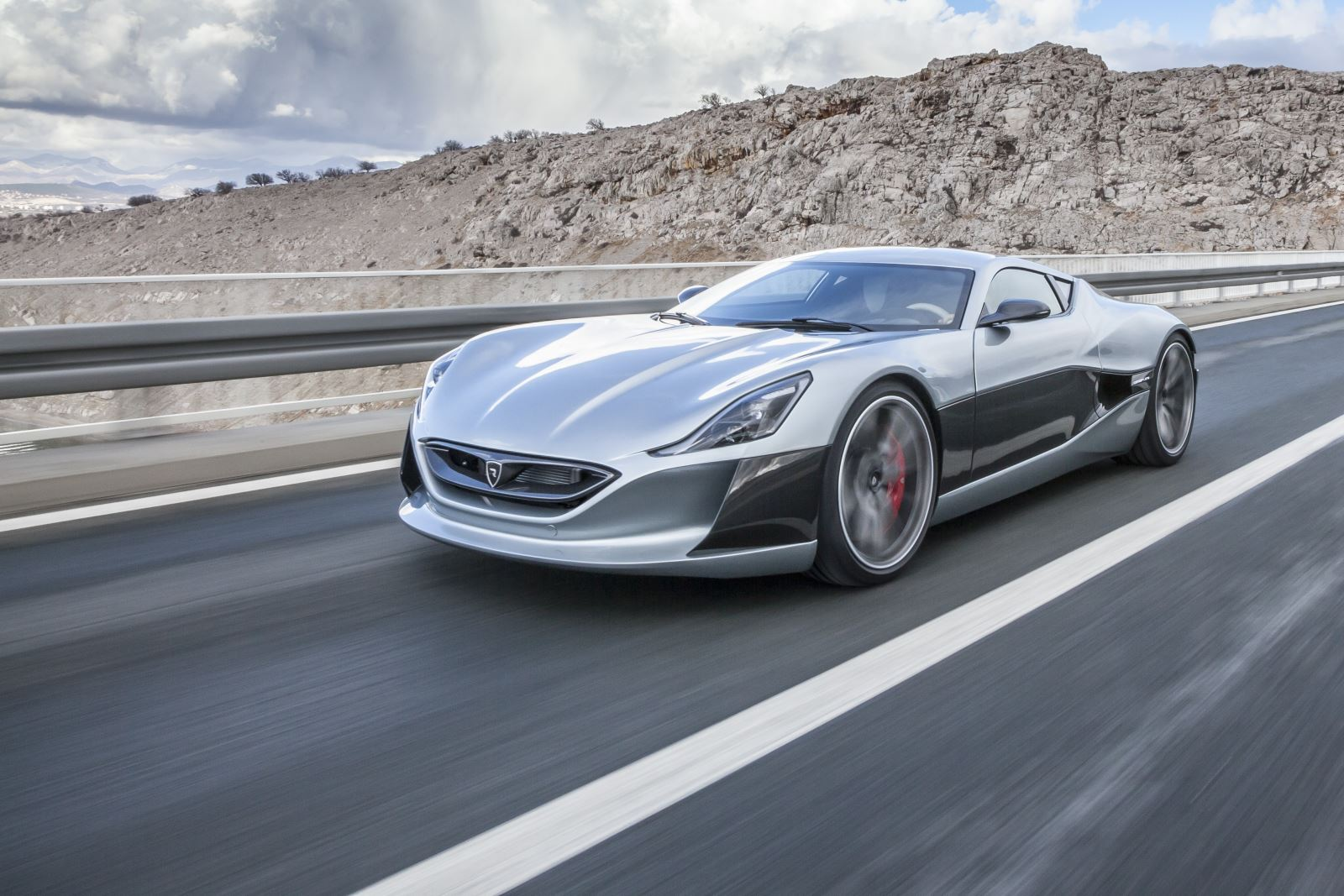 Croatia's Rimac to Unveil Production Version of World's First All-Electric Hypercar at Geneva Motor Show