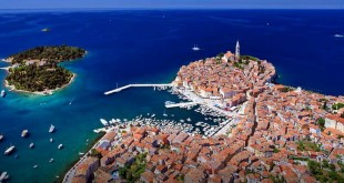 Rovinj in Istria (photo: HTZ)