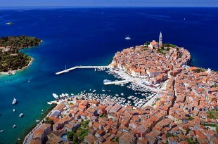 Rovinj in Istria (photo: HTZ)