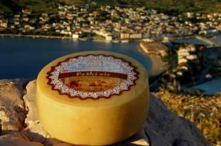 Pag cheese (photo credit: Paška sirana)
