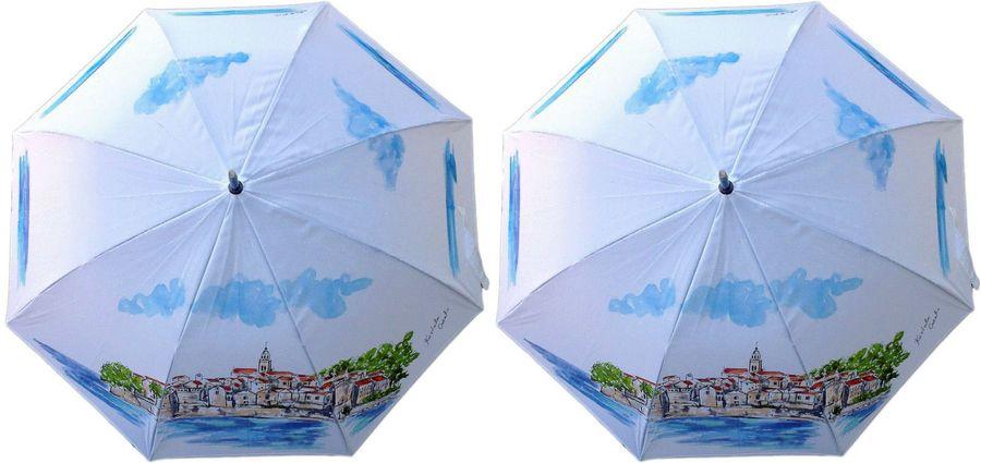 Croatian Umbrellas – Big in Japan