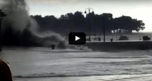 Serious storm hits Fažana