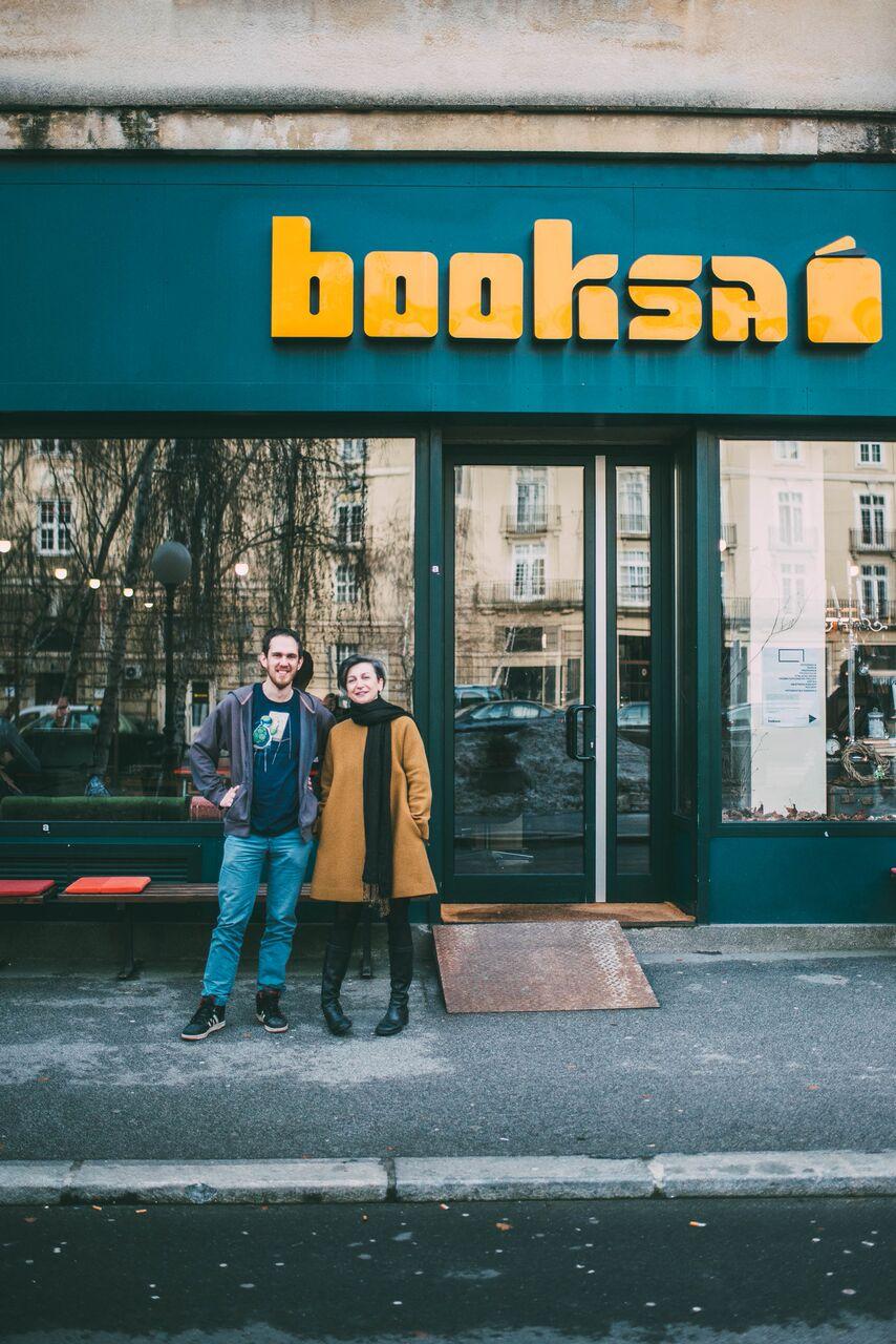 Booksa (photo credit: Marija Gašparović)