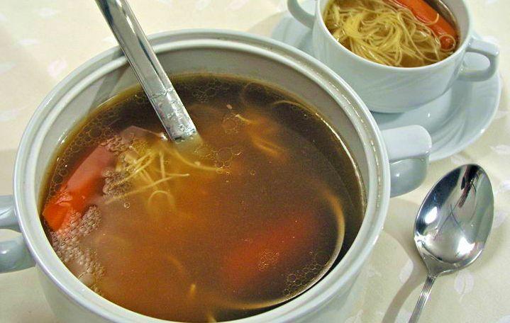 [VIDEO] Croatian Recipes: Goveđa Juha (Beef Soup)