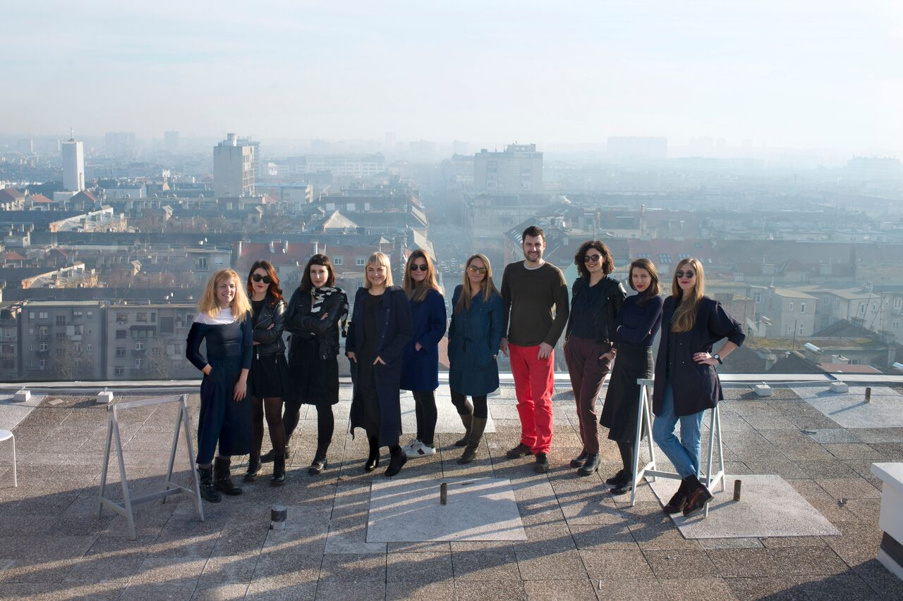 DDZ organising team (photo credit: Marija Gašparović)