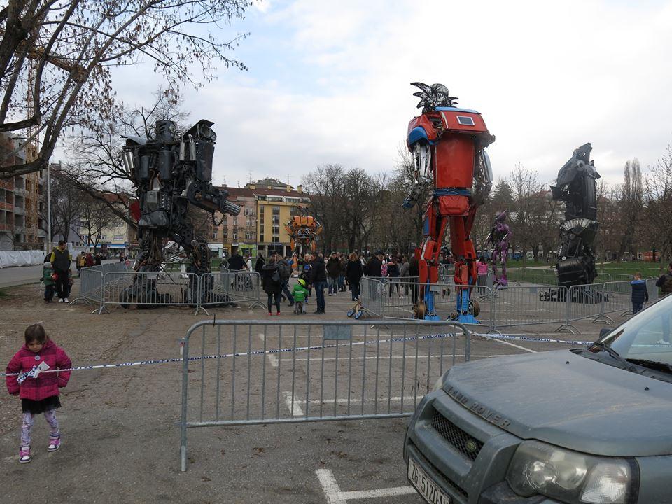 Exhibition is free (photo credit: Damir Tomić/Zakaj Volim Zagreb)