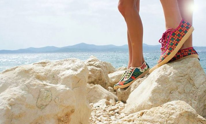 World's Leading Fashion Mag Put Croatian Startas Sneakers on Must-Have List