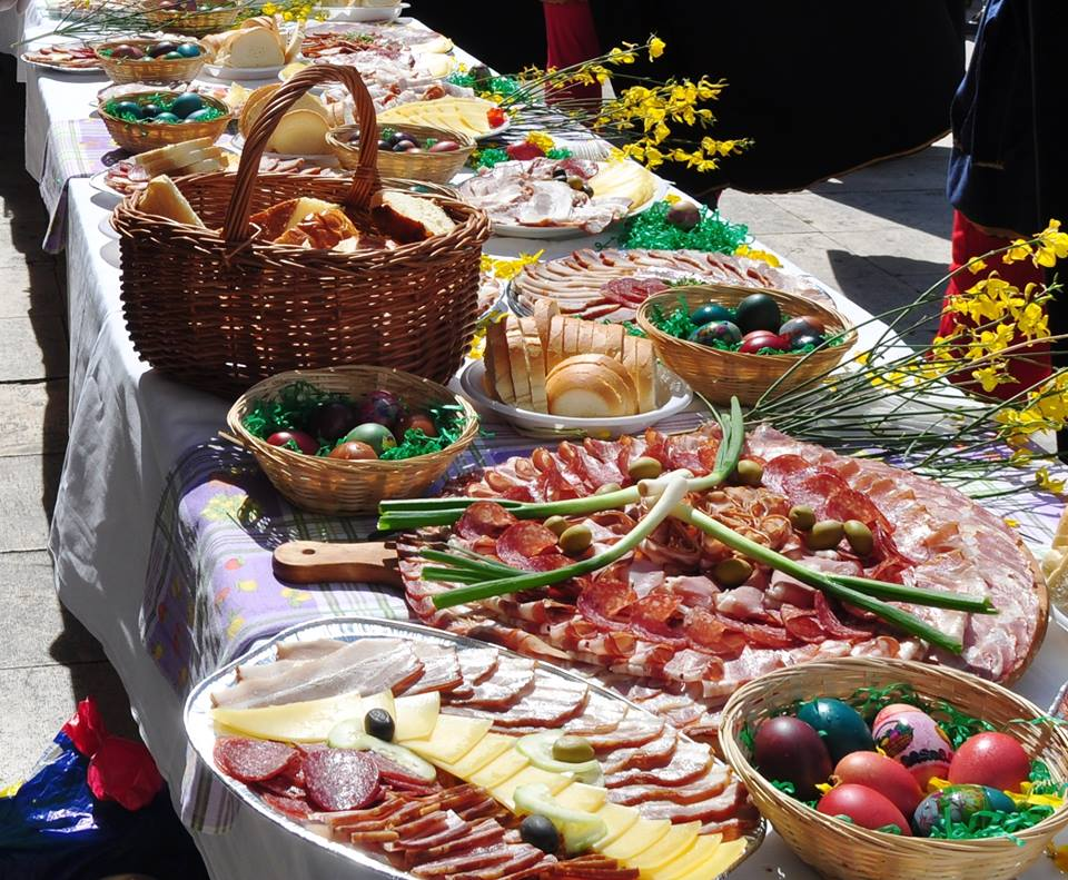 This was the 12th Easter Monday the breakfast has been held (photo: Šibenik Tourist Board)