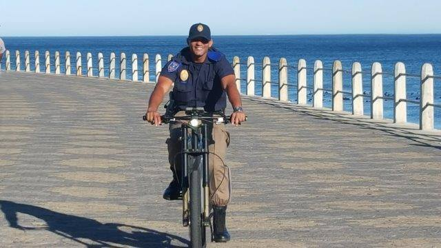 South African Police to Use Croatian Electric Bikes