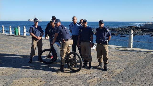 Cape Town police (photo: Facebook)