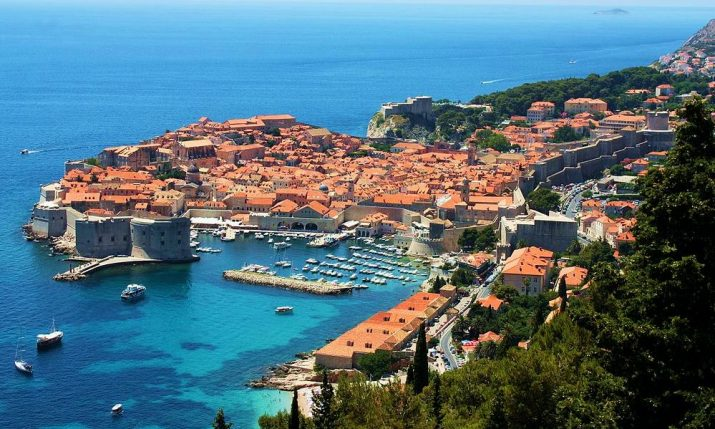 Record First 6 Months for Tourism in Dubrovnik