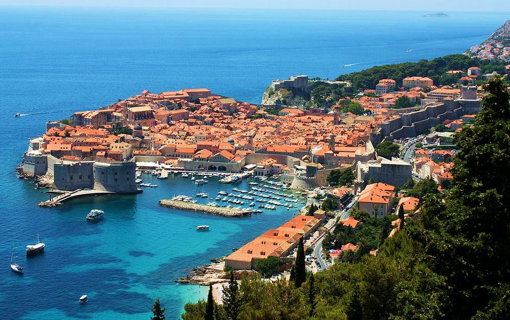 Dubrovnik (photo credit: Bracodbk under CC)