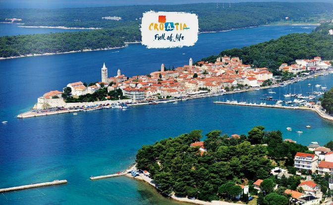 Focus on Croatia's Kvarner Islands in Latest Edition of tipTravel Magazine