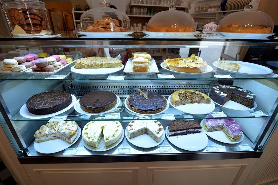 Let Them Eat Cake & Drink Coffee in Zagreb