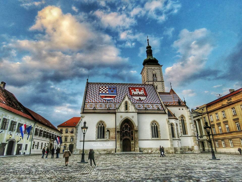 St. Mark's square (Sandra Tralić)