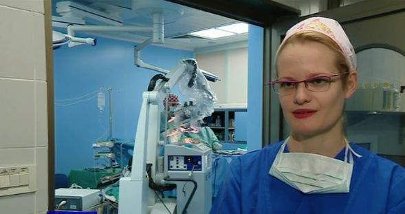 Meet Croatia's First Female Neurosurgeon