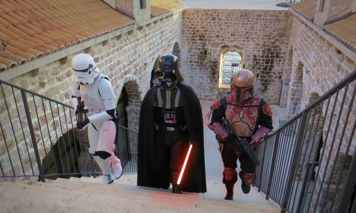 [VIDEO]  Star Wars Episode VIII Starts Shooting in Dubrovnik this Week