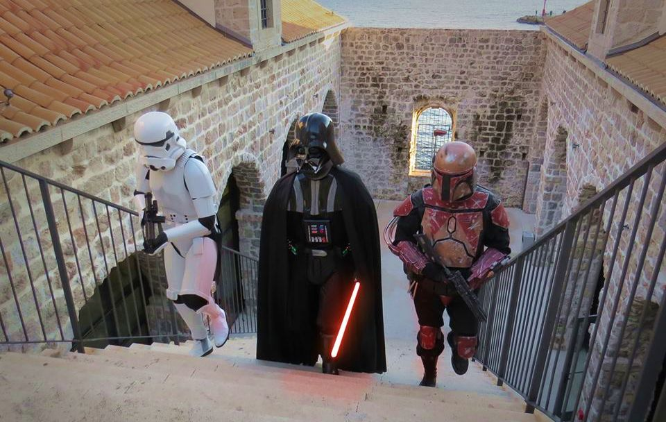 [VIDEO]  Star Wars Episode VIII Starts Shooting in Dubrovnik this Week